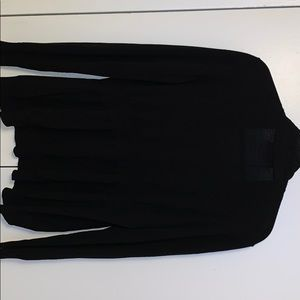 89th & Madison Sweaters - Black Cardigan